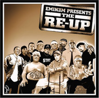 EMINEM (CLEAN) - EMINEM PRESENTS THE RE-UP (CLEAN) CD