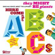 THEY MIGHT BE GIANTS - HERE COME THE ABC'S CD