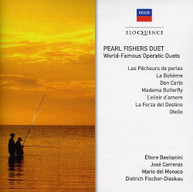 VARIOUS ARTISTS - PEARL FISHERS' DUET CD