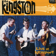 KINGSTON TRIO - LIVE AT NEWPORT CD