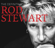 ROD STEWART - DEFINITIVE ROD STEWART CD