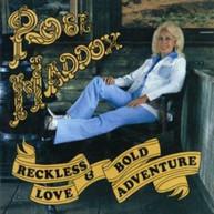 ROSE MADDOX - RECKLESS LOVE & BOLD ADVENTURE (UK) CD