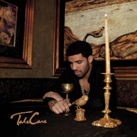 DRAKE - TAKE CARE (CLEAN) CD
