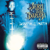 JERU THE DAMAJA - WRATH OF THE MATH (UK) CD