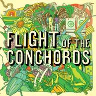 FLIGHT OF THE CONCHORDS - FLIGHT OF THE CONCHORDS (DIGIPAK) CD