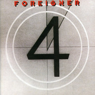 FOREIGNER - 4 (BONUS TRACKS) CD