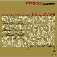 BILL EVANS - EVERYBODY DIGS BILL EVANS (IMPORT) CD