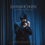 LEONARD COHEN - LIVE IN DUBLIN (+DVD) (DIGIPAK) CD