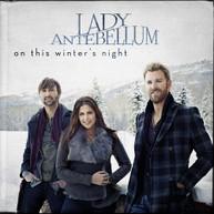 LADY ANTEBELLUM - ON THIS WINTER'S NIGHT CD