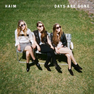 HAIM - DAYS ARE GONE - CD
