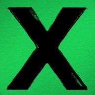 ED SHEERAN - X CD