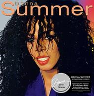 DONNA SUMMER - DONNA SUMMER (UK) CD