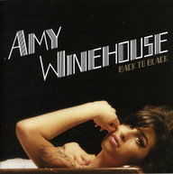 AMY WINEHOUSE - BACK TO BLACK (CLEAN) CD