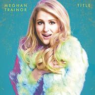 MEGHAN TRAINOR - TITLE (DLX) CD