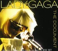 LADY GAGA - DOCUMENT CD