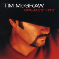 TIM MCGRAW - GREATEST HITS CD