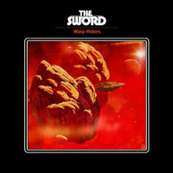 SWORD - WARP RIDERS CD