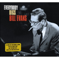 BILL EVANS - EVERYBODY DIGS BILL EVANS (UK) CD