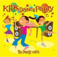 PARTY CATS - KIDS DANCE PARTY CD
