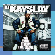 DJ KAYSLAY - STREETSWEEPER 2: THE PAIN FROM THE GAME (MOD) CD