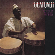 BABATUNDE OLATUNJI - DRUMS OF PASSION: THE BEAT CD