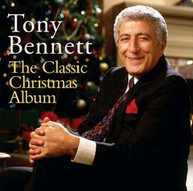 TONY BENNETT - CLASSIC CHRISTMAS ALBUM - CD