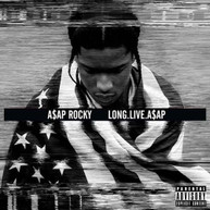 A$AP ROCKY (ASAP ROCKY) - LONG LIVE A$AP (DLX) CD