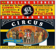 ROLLING STONES - ROCK & ROLL CIRCUS CD