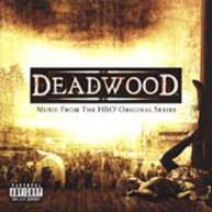 DEADWOOD: MUSIC FROM HBO ORIGINAL SERIES TV OST CD