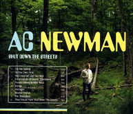 A.C. NEWMAN - SHUT DOWN THE STREETS (IMPORT) CD