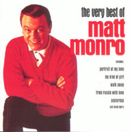 MATT MONRO - VERY BEST OF (UK) CD