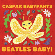 CASPAR BABYPANTS - BEATLES BABY CD