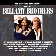 BELLAMY BROS - BEST OF THE BELLAMY BROS (MOD) CD