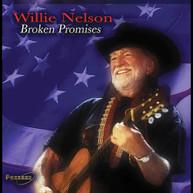 WILLIE NELSON - BROKEN PROMISES CD
