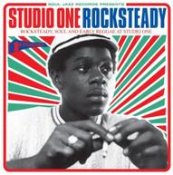 STUDIO ONE ROCKSTEADY VARIOUS CD
