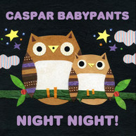 CASPAR BABYPANTS - NIGHT NIGHT CD