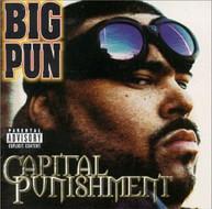 BIG PUNISHER - CAPITAL PUNISHMENT CD
