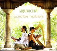 MIRABAI CEIBA - SACRED LOVE MEDITATIONS (DIGIPAK) CD
