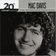 MAC DAVIS - 20TH CENTURY MASTERS (IMPORT) CD