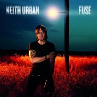 KEITH URBAN - FUSE - CD