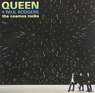 QUEEN / PAUL RODGERS - COSMOS ROCKS (UK) CD