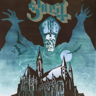 GHOST - OPUS EPONYMOUS (IMPORT) CD
