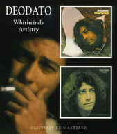 DEODATO - WHIRLWINDS ARTISTRY CD