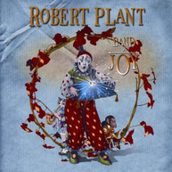 ROBERT PLANT - BAND OF JOY - CD