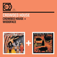 CROWDED HOUSE - CROWDED HOUSE WOODFACE (IMPORT) CD