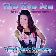 HIP HOP JEN - KIDS DANCE PARTY CD