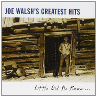 JOE WALSH - DEFINITIVE COLLECTION (REISSUE) CD