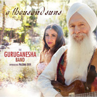 GURUGANESHA BAND - THOUSAND SUNS (DIGIPAK) CD