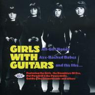 GIRLS WITH GUITARS VARIOUS (UK) CD