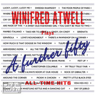 WINIFRED ATWELL - FURTHER FIFTY ALL TIME HITS CD